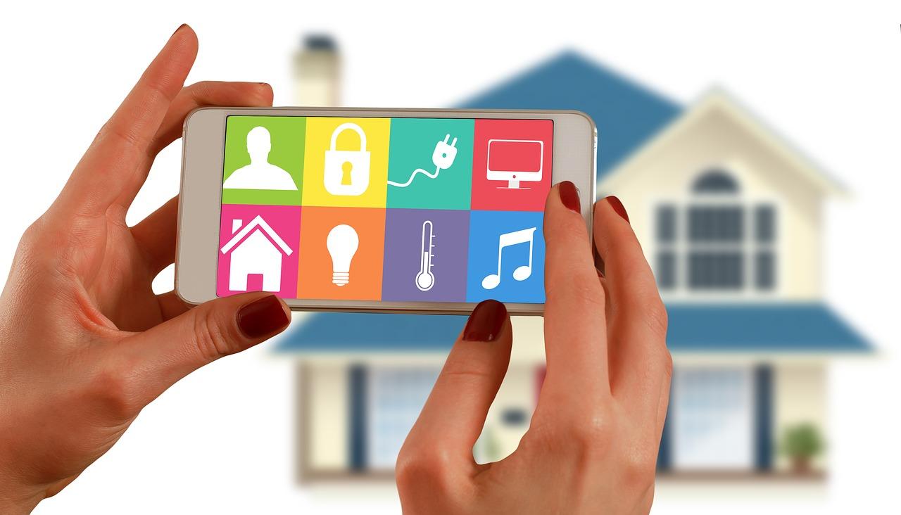 domotique maison connectée accessoires et installation